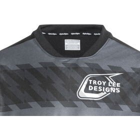 Troy Lee Designs Skyline Fietsshirt korte mouwen Heren Registration zwart